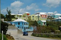 Lovely Bermuda homes in St. George's near the Wellington Oval. Pin provided by Elbow Beach Cycles http://www.elbowbeachcycles.com +Bermuda #Bermuda