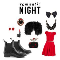 Romantic night #colorsofcalifornia #outfit