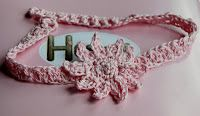 3 FREE Crochet patterns for Baby Headbands