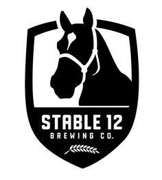 Stable 12 Brewing Company logo design