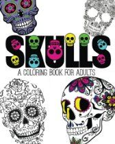 A new adult-coloring-book, a new you. Shop adult-coloring-book and get up to off. Tattoo Coloring Book, Skull Coloring Pages, Colouring Pages, Adult Coloring Books Amazon, Coloring Letters, Mindfulness Colouring, The Darkling, Valentine Box, Skull And Bones