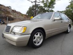 Mercedes-Benz : S-Class S320 W140  MY BABY, only my rims are Chrome!