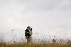 portrait in a field - Beliveau Estates Wedding - Natalie Gibbs Photography