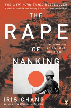 """""""Details the massacre that took place in December 1937 when the Japanese army overthrew the ancient city of Nanking, China, and raped, tortured, and murdered over 300,000 civilians; examining the atrocity from the perspective of the Japanese soldiers, the Chinese civilians, and the Europeans and Americans who created a safety zone for survivors."""""""