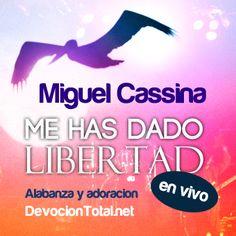 Concierto en vivo de Alabanza y Adoración a cargo de Miguel Cassina en alguna ciudad de México.  Desconocemos el lugar exacto de la grabación, pero suena bastante bien y seguramente será de bendición para tu vida.