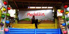 MEDELLÍN , City of Contrast! – QUO VADO ?! Contrast, Fun, Travel, Murals, Colombia, Viajes, Destinations, Traveling, Trips