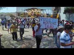 Marcha contra la corrupción - Talara