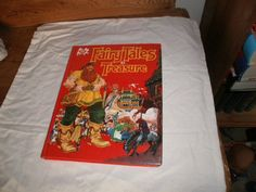 Boots Books Fairy Tales To Treasure 1978 by DarkFruitEnterprises on Etsy