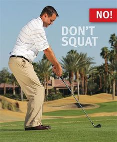 The 4-step process to hitting better iron shots #AwesomeGolfTips