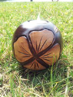 Mango Wood tree Tealight candle Holder Hand by handmade4everyone, $14.00