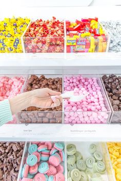 Sockerbit Scandinavian Candy Store / courtesy of Studio DIY Birthday Desserts, Birthday Treats, Candy Store Design, Candy Room, Junk Food Snacks, Chocolate Shop, Candy Party, Confectionery, All You Need Is
