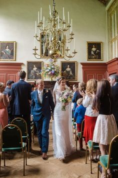 An English Country Wedding // Lizzie   Will   British wedding blog - Bride and Tonic