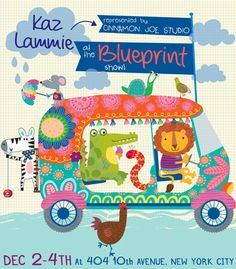 print & pattern: BLUEPRINT COMPETITION - win a free show booth in new york