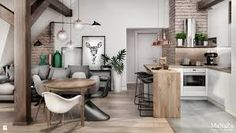 Znalezione obrazy dla zapytania styl skandynawski salon