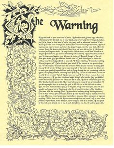 Book of Shadows Spell Pages ** Warning about Wicca ** Wicca Witchcraft BOS in Everything Else, Metaphysical, Wicca   eBay
