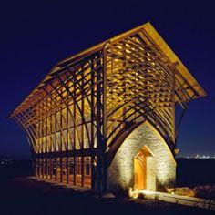 Holy Family Shrine (1) by BCDM Architects…