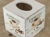 Chustecznik Espresso