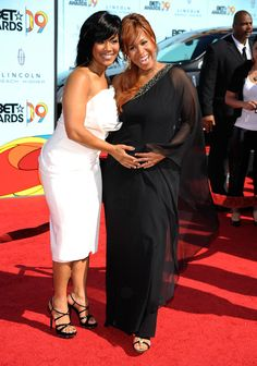 Erica Campbell Singers Erica Campbell and Tina Campbell of Mary Mary ...
