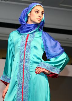 Acacia at the Urban Muslim Woman Show 2012