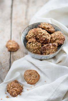 biscotti vegani alla zucca