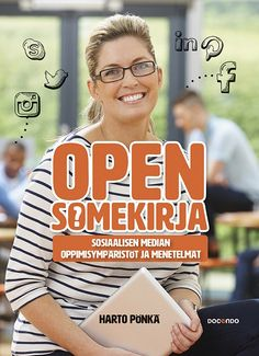 Open somekirja (Harto Pönkä) Teaching, Baseball Cards, Education, T Shirt, Sosiaalinen Media, Opi, Women, Artworks, Ideas