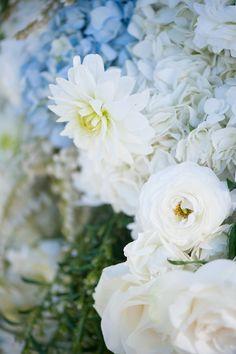 Cinderella Themed Engagement: Hydrangea and Dahlias   Planner -  @slicpins  - Wedding Photographer - @ryananddenise2 #youreventflorist #engagement