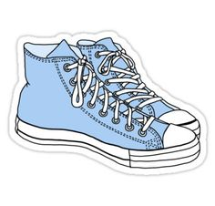 pastel blue converse sticker Sticker - Cheap Phone Cases For Iphone X - Ideas of Cheap Phone Cases For Iphone X - pastel blue converse sticker Sticker Phone Stickers, Cool Stickers, Happy Stickers, Printable Stickers, Cheap Iphone 7 Cases, Iphone Cases, Iphone 8, Harley Y Joker, Laptop Stickers