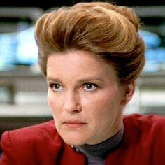 Captain Janeway - Star Trek: Voyager 9/10 WOULD BANG