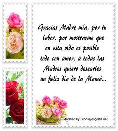 Gracias Madre Poemas poemas para el dia de la madre cortos y bonitos | poemas para el