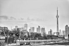 Toronto Skyline - Estudia en las mejores escuelas en Toronto, Vancouver y Montreal
