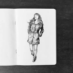 Sketchbook by Tim Clary