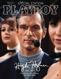 Playboy Germany - November 2017 - Hugh Hefner