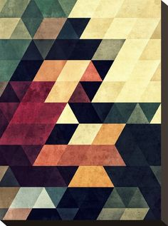 yncyrtyynty Art Print by spires Pattern Art, Pattern Design, Geometric Furniture, Geometric Art, Drawing Wallpaper, Poster Prints, Art Prints, Abstract Painters, Cool Posters