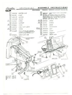 64 chevy c10 wiring diagram 65 chevy truck wiring diagram 64 1984 chevy c10 wiring-diagram 1965 c10 wiring diagram #23