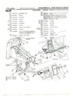 64 chevy c10 wiring diagram 65 Chevy Truck Wiring