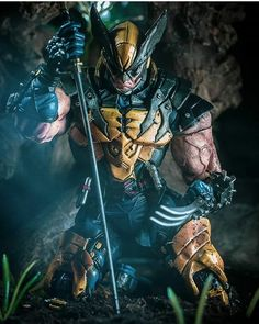 FEATURE OF THE DAY - Congratulations for todays feature with their dramatic shot of our complicated & conflicted Wolverine - - Check out their page for more fantastic shots - - - To submit your photos for a future feature please use our hashtag - - Marvel Comic Character, Comic Book Characters, Marvel Characters, Comic Books Art, Comic Art, Wolverine Movie, Wolverine Art, Marvel Art, Marvel Comics