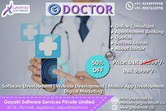Gayatri software is the best in website, software, Hybrid Mobile app development, Digital Marketing, and Product development. Website Development Company, Software Development, Software Products, Mobile Application Development, Appointments, Digital Marketing, Success