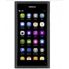 Nokia N9 - 16GB with 3.9-inch AMOLED display with Gorilla Glass.