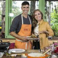 Reynaldo Gianecchini ensina hambúrguer de quinoa
