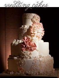 cake - the overall feel is so glamorous!