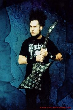 """Wayne Static- """"I'm an Atheist and do not believe in saints or hero worship. Wayne Static, Static X, Famous Atheists, Free Thinker, Music Love, Celebrity Crush, Sexy Men, Beautiful People, Eye Candy"""