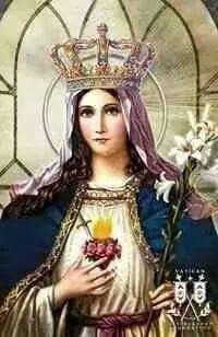 Our Blessed Mother Mary, Queen of Heaven and Earth