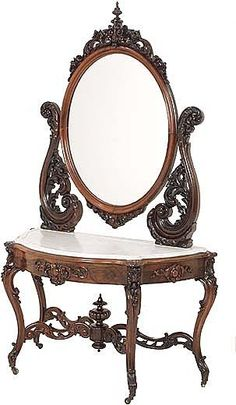 Dressing Table by Alexander Roux
