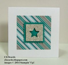Weekly DEALS from Stampin' Up! include the Merry Minis punches - you've just gotta have 'em!  Find card details and more on #CLOcards blog!