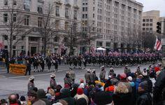 Culver Academies Equine ride in Obama's inauguration parade