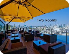 Two Rooms Food View Tokyo Tokio