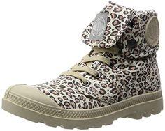 Palladium PALLABROUSE BAGGY P, Damen Desert Boots, Braun (LEOPARD/TAN 903), 41 EU (7 Damen UK) - http://uhr.haus/palladium/41-eu-palladium-pallabrouse-baggy-p-damen-desert
