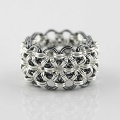 Angela this is the kind of ring I can picture Jiro wearin lol. Id live one for a thumb ring :)