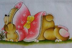 Ursa deitada