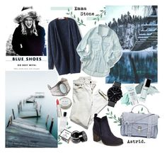 """Emma Stone ❄️"" by askriiid ❤ liked on Polyvore featuring Proenza Schouler, NARS Cosmetics, The Horse, Aéropostale, Bos. & Co., Forever 21, CB2, Givenchy, Agonist and NYX"